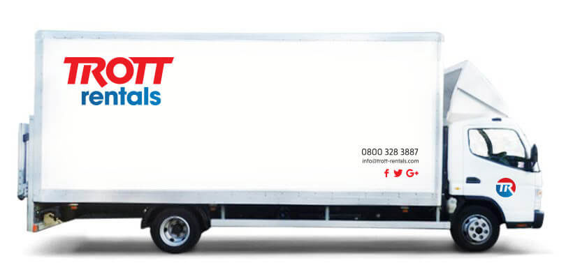 7.5 Ton Box / Curtain with Tail Lift | Van hire
