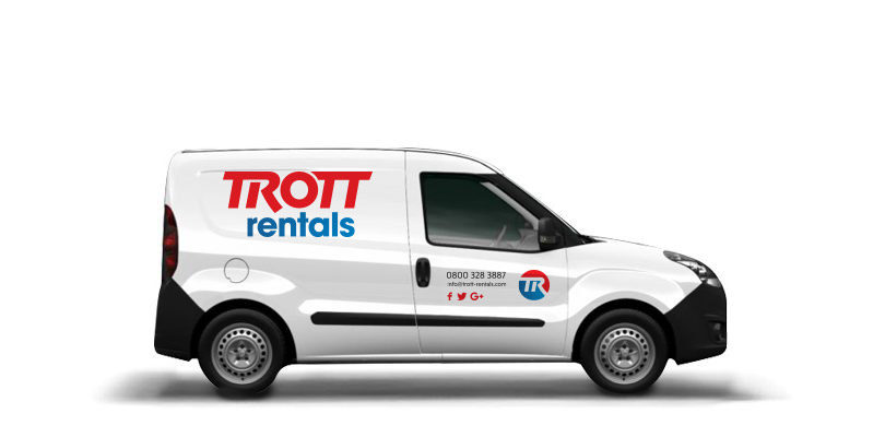 Small Rental Van