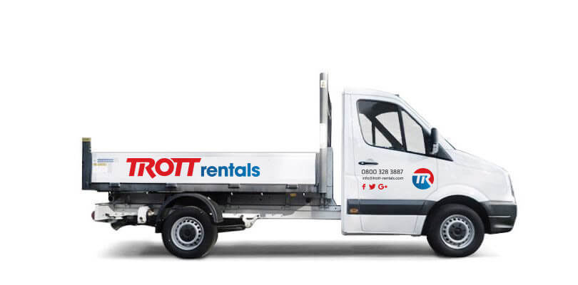 Tipper Vehicle Hire Norwich