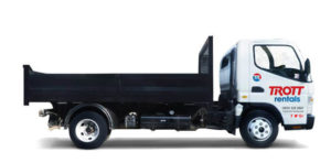 12 Ton Dropside/Flatbed